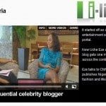 Video and Transcript of the Interview of the Founder (Uche Uze) of Bella Naija with Isha Sesay for CNN i-list