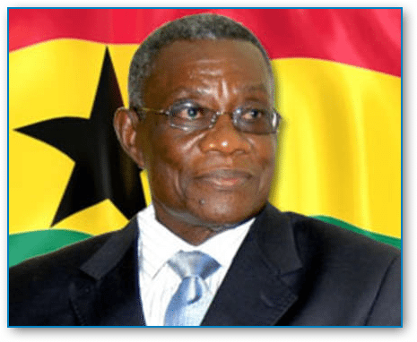 R.I.P John Atta Mills – Forever in Our Minds