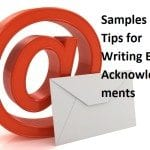 How to Write Acknowledgement Email Replies (With Samples)