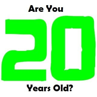 """20 Things I Wish I Knew Before I Attained that Age """"20"""""""
