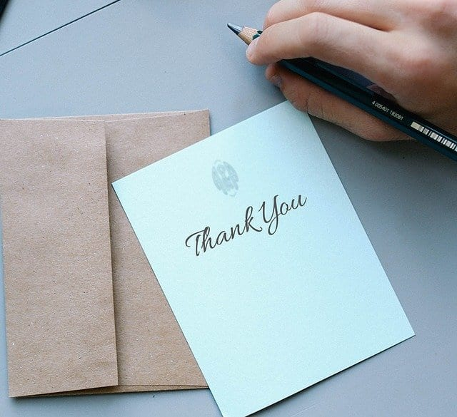 8 Essential Mistakes You Need to Avoid When Writing a Thank-You Letter