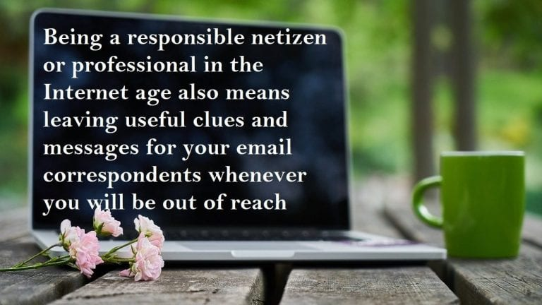 12 Examples of Professional Out of Office Emails – Permanent and Temporary Autoresponses