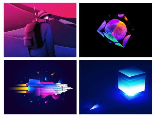 Futuristic Imagery Trends