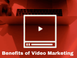 Images describing importance of video marketing