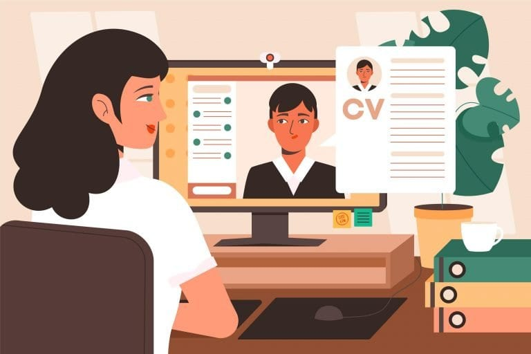How to Pass Your Online Interview and get the Job