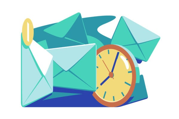 email productivity