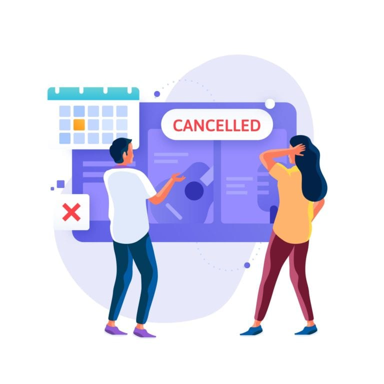 How to Cancel a Meeting Via Email and Samples