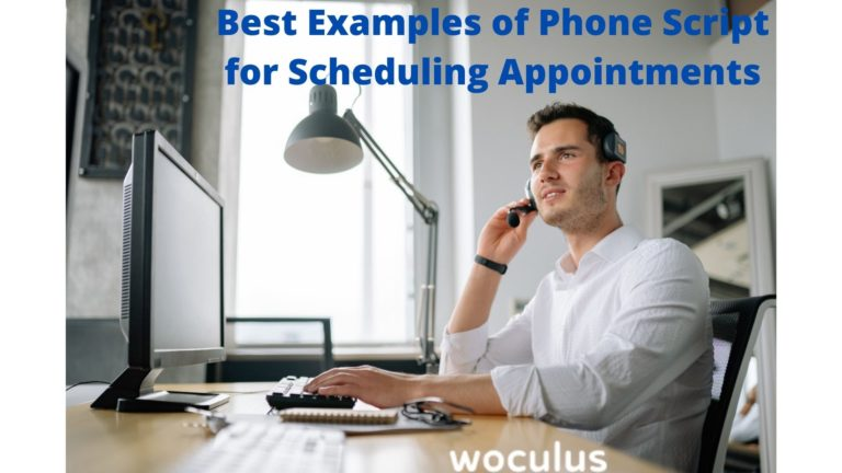 Best Examples of Phone Script for Scheduling Appointments