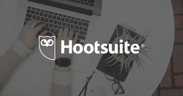 Hootsuite social media management and marketing app